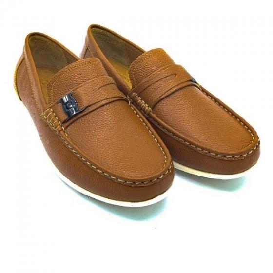 Giày lười nam Pierre Cardin PCMFWLE710GLD màu gold