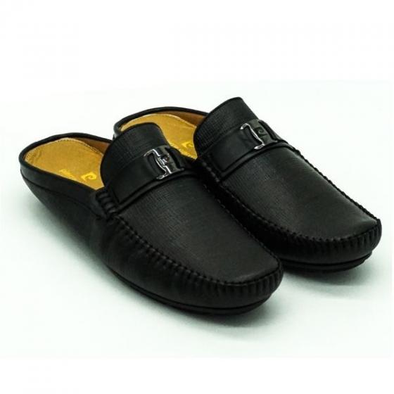 Giày nam Sapo Pierre Cardin PCMFWLE707BLK màu đen