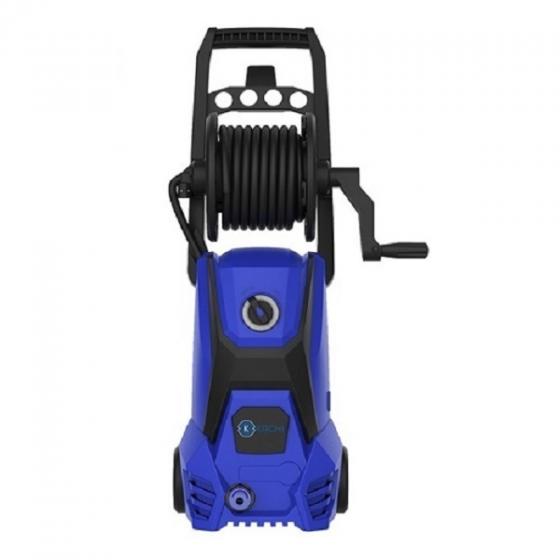 Máy phun xịt rửa cao áp Kachi MK227 1600W – Có kèm trục cuốn dây