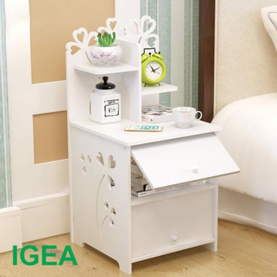 Tủ đầu giường hiện đại phong cách trang nhã