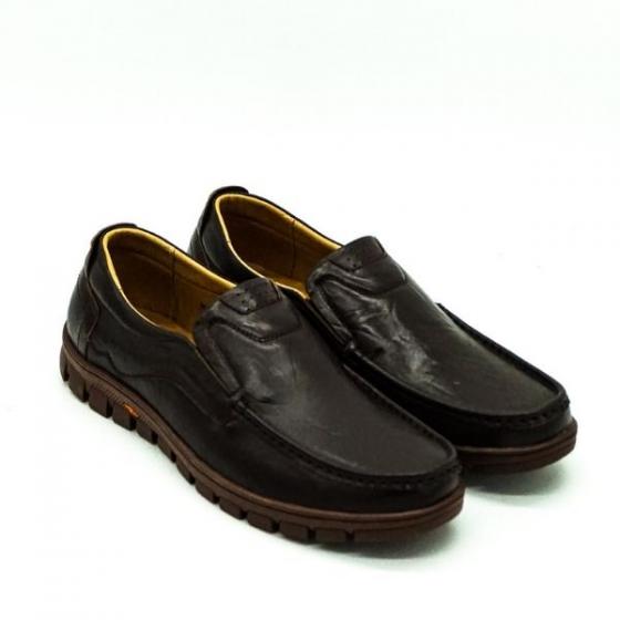 Giày da nam Pierre Cardin PCMFWLE 714BRW màu nâu