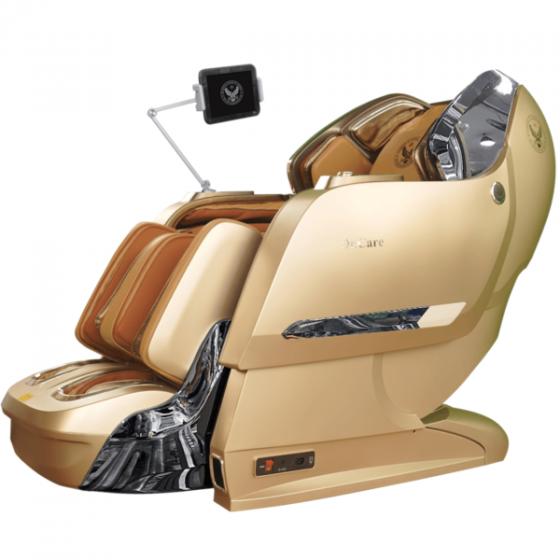 Ghế massage Dr.Care Xreal DR-XR 929S – Màu vàng 24K