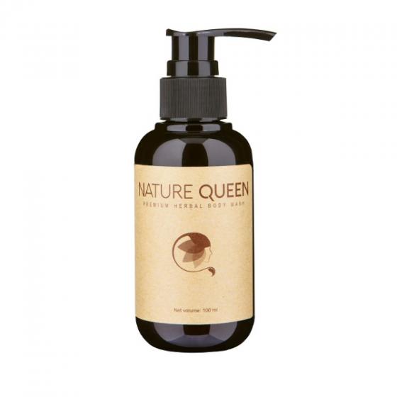 Sữa tắm thảo dược cao cấp Nature Queen 100ml
