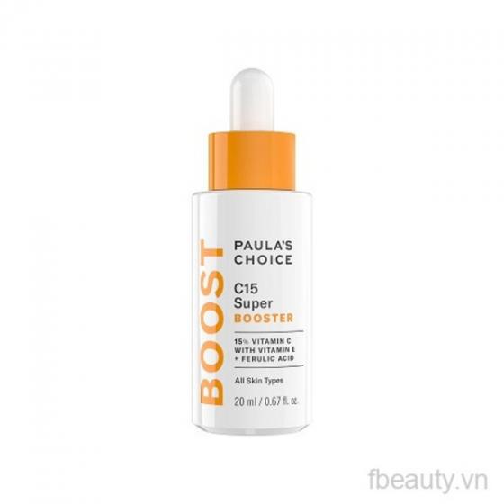 Tinh chất đặc trị chống lão hóa Paula-s Choice  C15 Super Booster 20ml