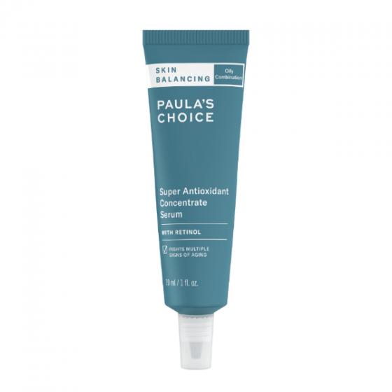 Serum dưỡng ẩm chống lão hóa Paula-s Choice Skin Balancing Super Antioxidant Concentrate 30ml
