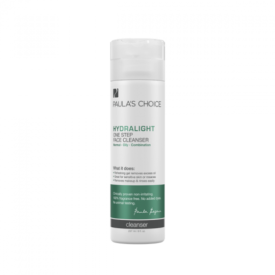 Sữa rửa mặt dưỡng ẩm dành cho mọi loại da Paula-s Choice Hydratlight One Step face Cleanser 240ml
