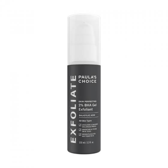Kem loại bỏ tế bào chết 2 percent BHA Paula-s Choice Skin Perfecting 2 percent BHA Gel Exfoliant 100ml