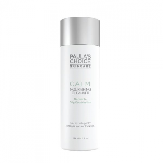 Sữa rửa mặt dịu nhẹ phục hồi da Paula-s Choice Calm Redness Relief Cleanse 198ml