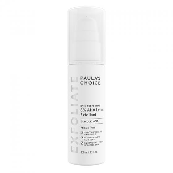 Lotion loại bỏ tế bào chết Paula-s Choice Skin Perfecting 8 percent AHA Lotion 100ml