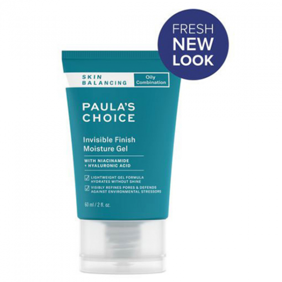 Gel dưỡng ẩm ban đêm cho da mềm mịn Paula-s Choice Skin Balancing Invisible Finish Moisture 60 ml