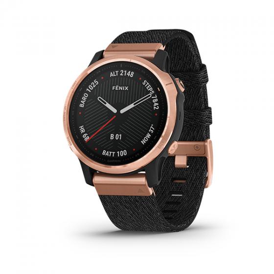 Đồng hồ Garmin Fēnix 6S - Đen vàng