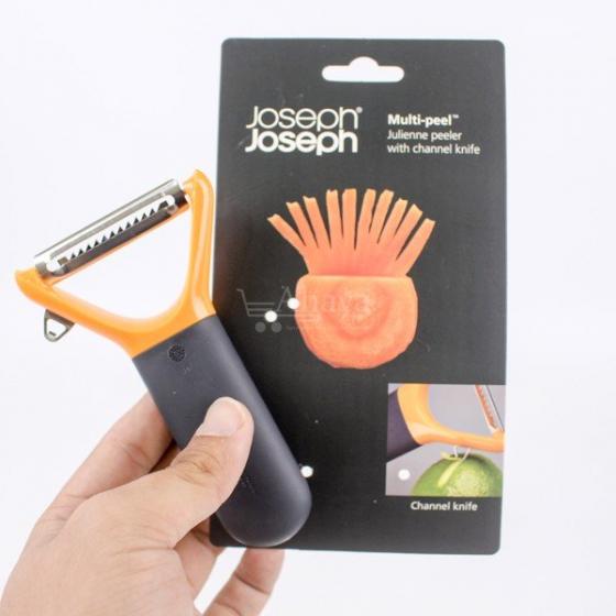 Dụng cụ gọt vỏ chữ Y 2 lưỡi dao (nhập khẩu từ Anh Quốc) - Joseph Joseph Julienne Peeler