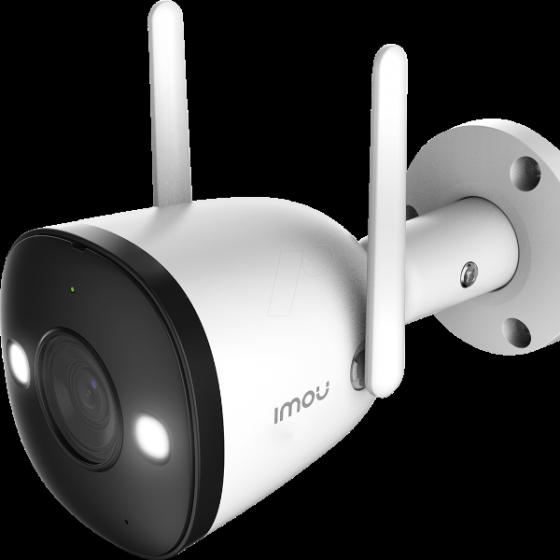 Camera Imou thân trụ Bullet 2 4M-Full Color ngoài trời chống nước IP67 - IPC-F42FEP