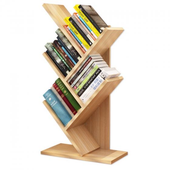 Giá sách đứng, kệ sách đa năng mẫu mới Tâm House K23