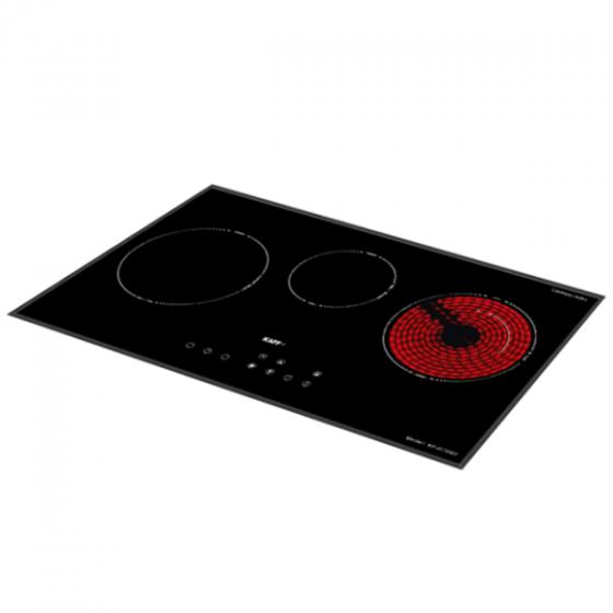 Bếp điện từ kết hợp KAFF KF-IC3801 (3 vùng nấu) - CHLB Đức