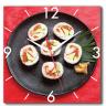 Dyvina 1T3030-12 - Đồng hồ tranh sushi