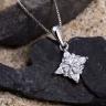 Mặt dây chuyền bạc Andrea - Eropi Jewelry