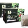 Combo 2 hộp trà cà gai leo giải độc mát gan sản phẩm tự nhiên - 100% hữu cơ (bột hòa tan 150g/hộp)