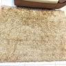 Thảm lông cao cấp màu nâu Binbin TSL08