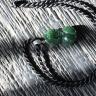 Mặt tỳ hưu đá ngọc bích (lớn)