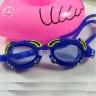 Kính bơi trẻ em thời trang (Dưới 12 tuổi), chống tia UV POPO Collection (Skyblue)