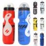 Bình đựng nước thể thao, xe đạp 650ml, dễ cầm, tiện dụng, chất liệu cao cấp POPO Collection (Đỏ)