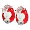 Giày hộp con thỏ bé trai, bé gái SS0060 - HELLO B&B - Freesize (Đỏ)