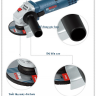 Máy mài góc 720W Bosch GWS 7-100T