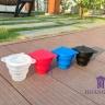Cốc tiệt trùng cốc nguyệt san Ruby Clean - Nhập khẩu chính hãng từ Anh (màu đen)