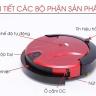 Robot hút bụi lau nhà thông minh Kachi KC-HB01