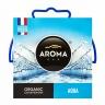Sáp thơm nước hoa Aroma Car Organic 40g - Aqua (hương biển)