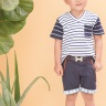 Áo thun bé trai Ugether phối thân UKID190