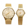 Đồng hồ cặpchính hãng JuliusNTJ1129 (Vàng)
