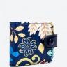 Ví son màu xanh navy Venuco Madrid N01M69