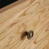 Tủ tivi góc Cawood gỗ sồi - Cozino