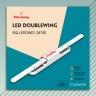 Bộ đèn led Doublewing Điện Quang ĐQ LEDDW01 24740 (24W coolwhite)