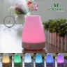Combo máy khuếch tán tinh dầu led 7 màu FX2012 + tinh dầu sả chanh + tinh dầu cam Lorganic (10ml x2)
