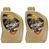 Combo 2 chai nhớt xe tay ga BCP Thái Lan nhập khẩu – SUPER 4T – 10W30 SL – 0.8 Lít