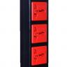 Ổ cắm Điện Quang ECO ĐQ ESK 2BR 43ECO (4 Lỗ 3 chấu, dây dài 2m, màu đen đỏ)