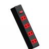 Ổ cắm Điện Quang ECO ĐQ ESK 2BR 42ECO (4 lỗ 2 chấu, dây dài 2m màu đen đỏ )