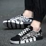 Rozalo RM5662-Giày sneaker thời trang nam in họa tiết