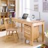 Tủ ngăn kéo Ixora 3 hộc gỗ cao su - Cozino