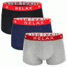 Combo 3 quần lót Relax nam RLTK019 (màu ngẫu nhiên)