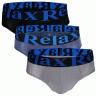 Combo 3 quần lót Relax nam RLTK036 (Màu ngẫu nhiên)