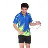 Áo thể thao cầu lông Sunbatta nam SMT-6213