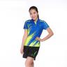 Áo thể thao cầu lông Sunbatta nữ SMT-6113