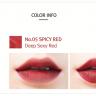 Son màu dưỡng ẩm không chì màu đỏ rượu  (CL#05) Cellnco