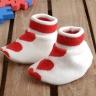Combo 5 bao tay và bao chân cao cấp cho bé gái size 2