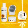 Combo làm sạch - Da dầu & mụn - Sữa rửa mặt ngừa mụn 100ml và mặt nạ đất sét 30g + Máy rửa mặt Lucea Lanaform + Quà tặng trị giá 235k