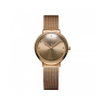 Đồng hồ Julius Hàn Quốc dây thép JA-426LC nâu